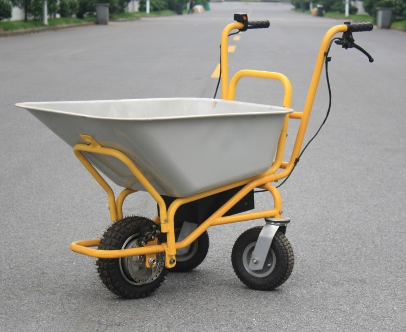 Electric Wheelbarrow for gardens(HG-203)