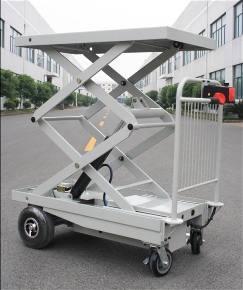 Powered Scissor lift table (HG-1160)