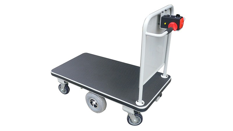 Centre Drive Motorized platform cart(HG-1030B)