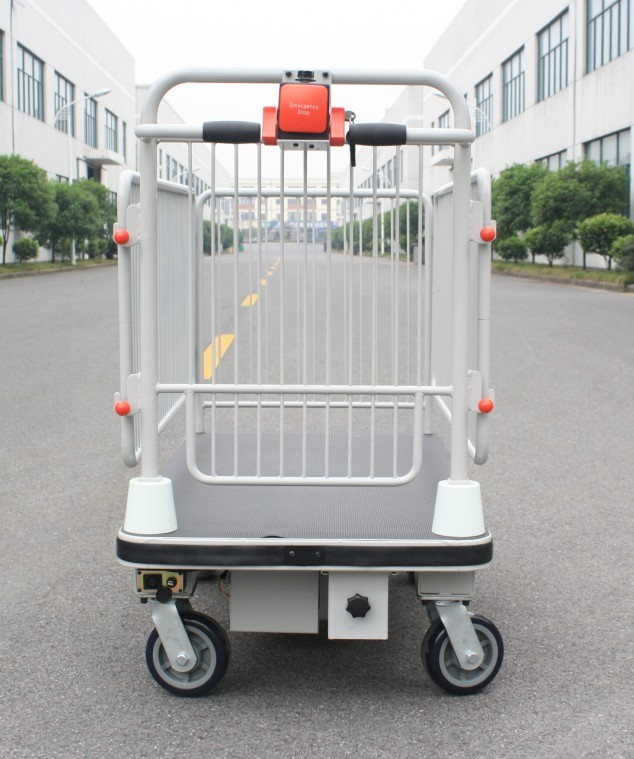 Electric Platform Trolley with fence (HG-1050)