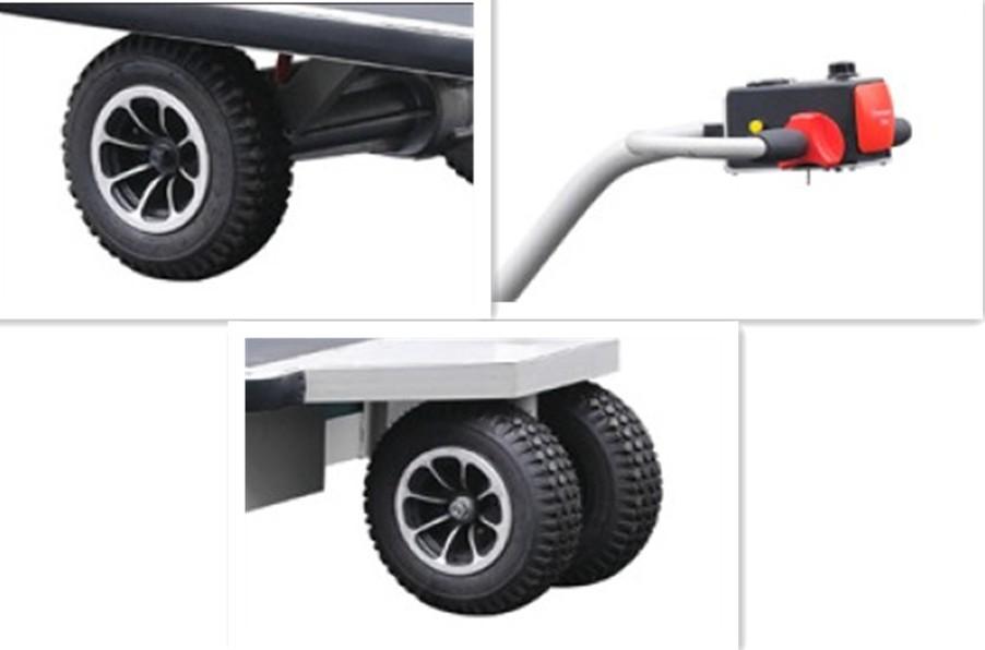 Motorized platform truck (HG-1150)